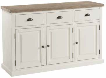 Santori 3 Door Sideboard
