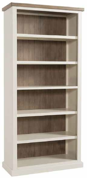 Santori Large Bookcase
