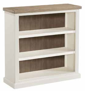 Santori Low Bookcase