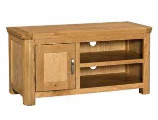 Trevi Oak Standard TV Unit