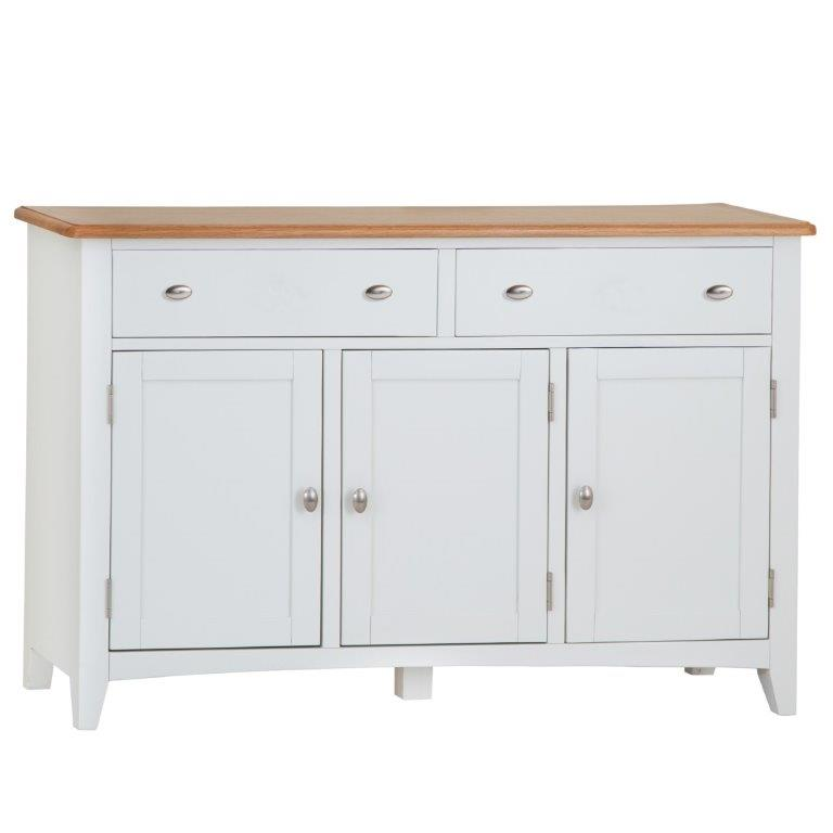 Alpine 3 Door Sideboard
